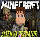 Мод Aliens vs Predator для Minecraft 1.7.2