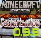 Factorisation v2.5 – мод для Майнкрафт ПЕ 0.9.5